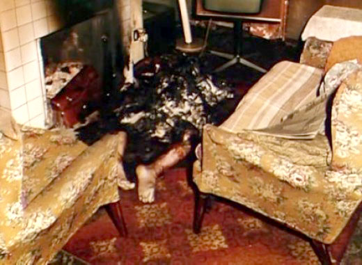 Michael Faherty, 2010. The first death officially recorded as being caused by spontaneous human combustion.