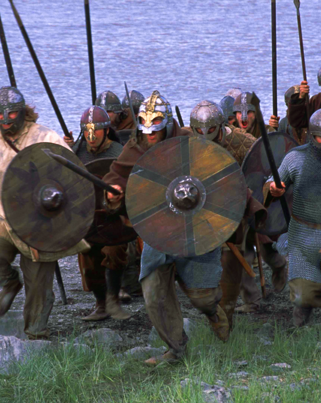 Aw, look at those proud vikings! Makes my heart swell.