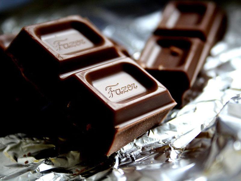 Mmm.. Finnish chocolate..