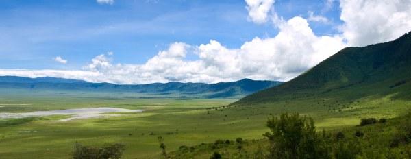 Etiopia, 1.7 million years ago.