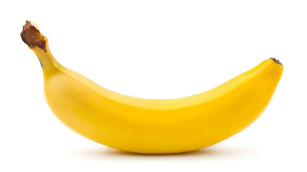 The all natural - albeit unnaturally selected upon - banana.
